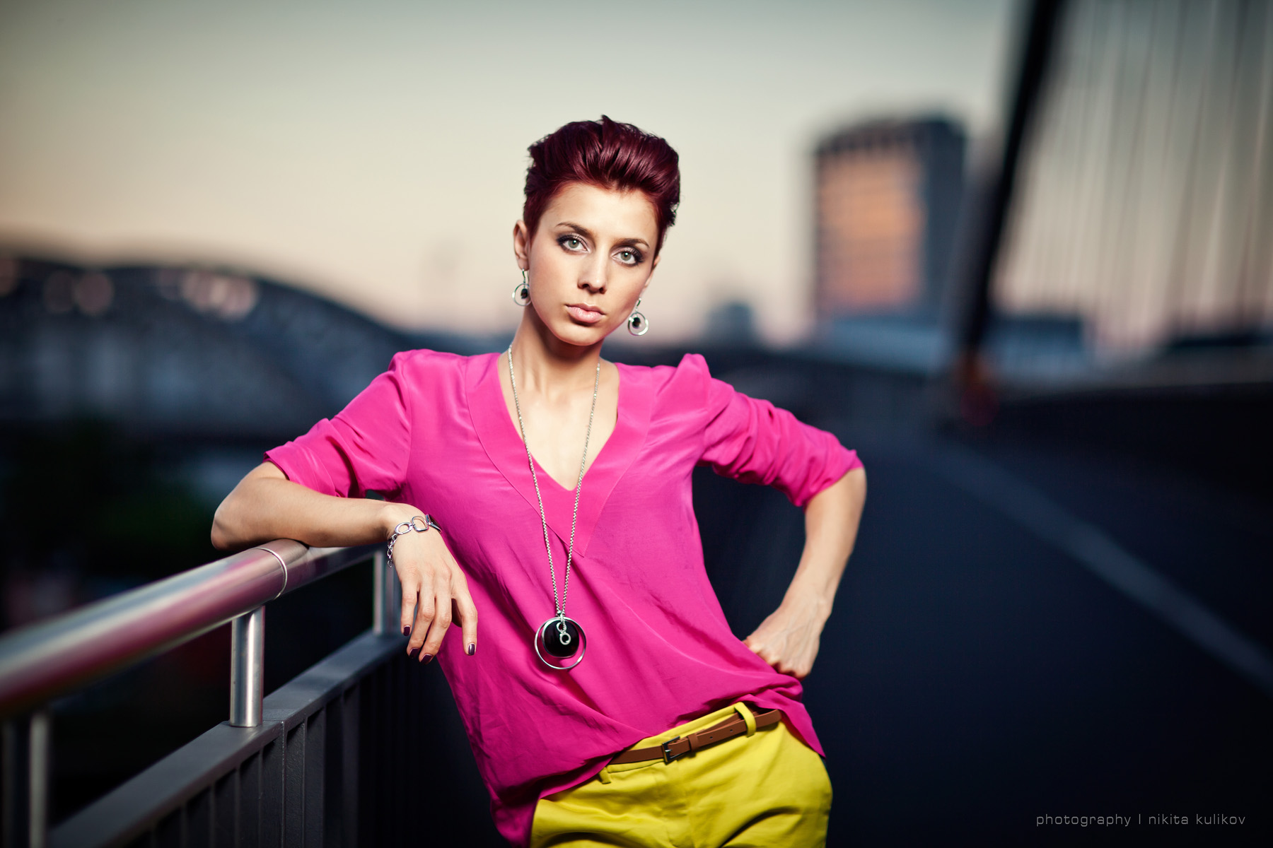 Fotograf Frankfurt / Fashion / Lifestyle / Mode / Style / Werbefotograf /  Nikita Kulikov